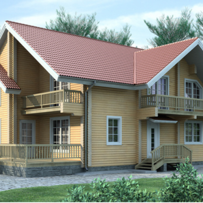 Проект дома Д-11-00